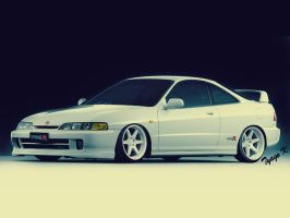 Integra Type r JDM Custom by Eyetechy