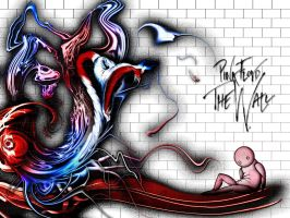 """Pink"" Floyd - The Wall by Emrat"