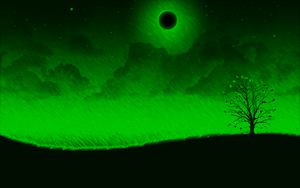 Night Vision Sky by Winsord