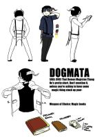 OC Reference - Dogmata by Aluhnim