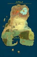 The Map of Etria by mosobot64
