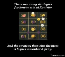 Roulette Strategy by Heather-Ferris
