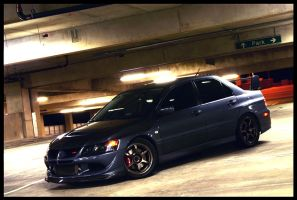 Mitsushishi Lancer Evo 8 MR by TiTim
