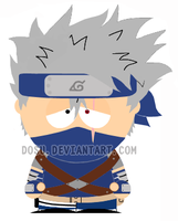Kakashi's Goin to South Park by Dosu