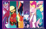 Power Ponies Poster by bunnimation