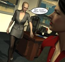 Penelope - Working Late 31 by Torqual3D