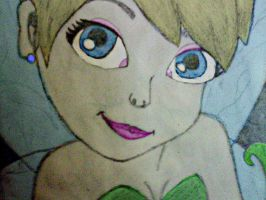 tinkerbell by Chyliethecrazy1