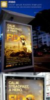 Fido Movie Poster Template by loswl