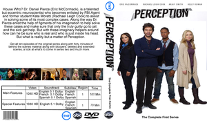TNTs Perception Series 1 DVD Cover by GreedLin