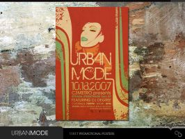 Urban Mode by djagentorange