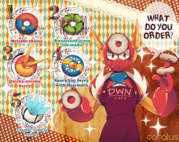 mm: Donut day by c0ralus