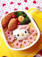 Hello Kitty Obentou2 by loveewa