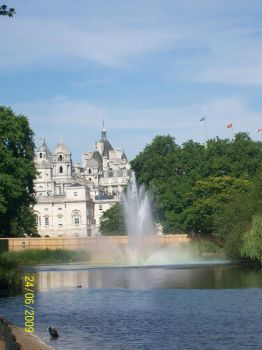 St James Park by agyko