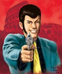 LUPIN III by AndreaSchepisi