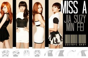 Miss A - Goodbye Baby by sayhellotothestars