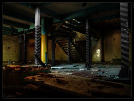 Empty rooms 1 by garnoo