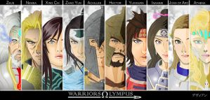 Warriors Olympus