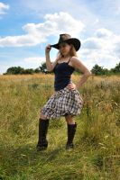 Cowgirl III by Little-Princess-Kate