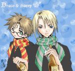 Harry and Draco by ProdigyBombay