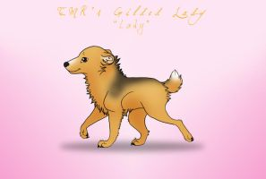 EMK's Gilded Lady by Boggeyboo