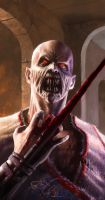 Baraka - Mortal Kombat 2 by fear-sAs