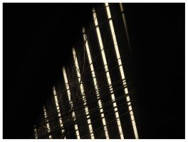 abstract city 2 by moodyline