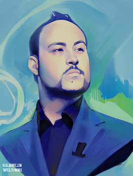 Totalbiscuit / John Bain by mior3e