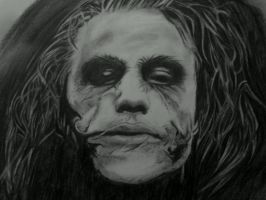 The Joker by Sushix22