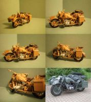 BMW R75 by WormWoodTheStar
