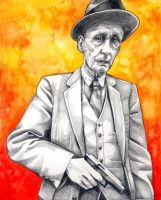 Burroughs 2 by MGancarz