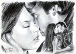 Smallville - Clark and Lana by dot10