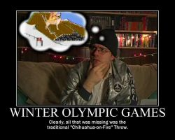 Motivation - Winter Olympics by Songue