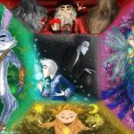 Guardians Of Childhood by HezuNeutral