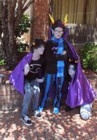 What a long coat you have Eridan by blairxblitz