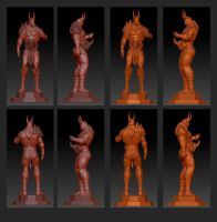 Sculpting by Wolfgan