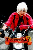 Dante devil may cry 3 by kiralucifer