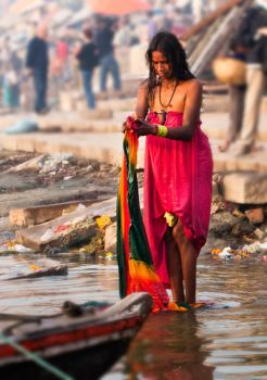 ganges beauty by caveblue