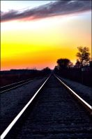 Train to the West by bacardi870