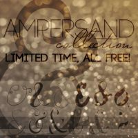 Ampersand Collection by ammybeth
