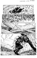 Liberty At Arms Pg 3 Inks by NJValente