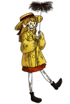 Chimney Sweep Jane by thedodobirdsong