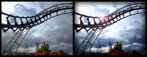 RollerCoaster TouchUp 1 by TheStormUnleashed