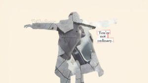 You're Not Ordinary. V. 2 by NotOurDivision