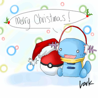 A Pokemon Christmas by LarkIsMyName