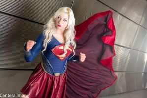 Supergirl by CanteraImage