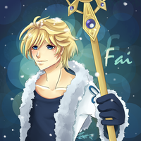F Standing For Fai by RizaLa