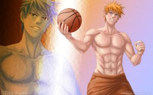 ICHIGO - Basket Series - by Washu-M