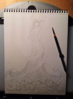 Scribblin's by SylvanCreatures