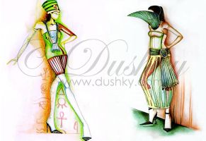 ancient egypt 2 by dushky