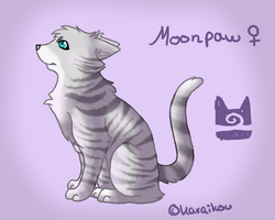 Moonpaw Reference 1.0 by Karaikou